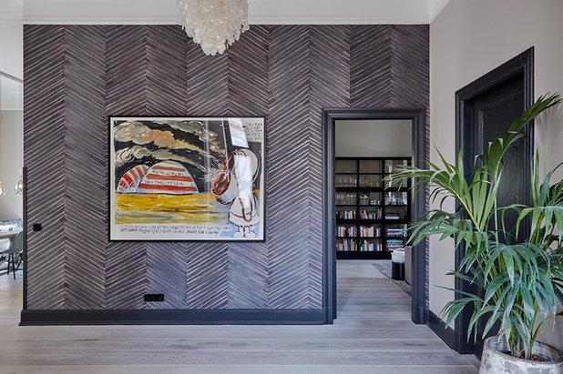 Modern Eingang by Anja Lehne interior design