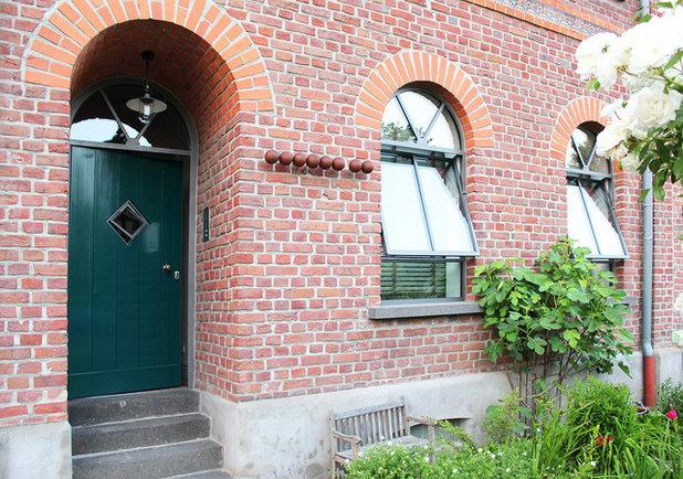 Landhausstil Eingang by Metallgestaltung Safranek