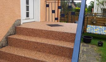 Treppe  von Serio Bodensysteme