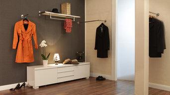 ULI Garderoben // das Sortiment