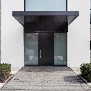 Moderner Eingang Ideen, Design U0026 Bilder | Houzz