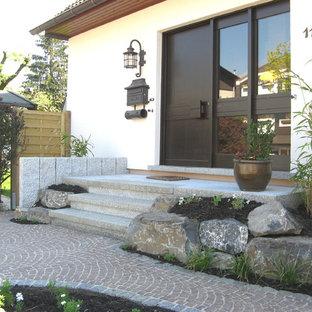 Uriger Eingang in Dortmund