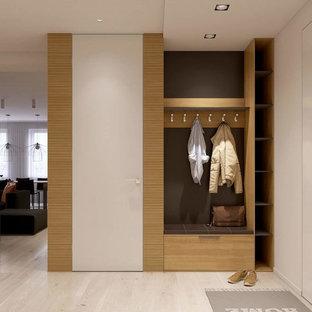 75 Scandinavian Entryway Design Ideas - Stylish Scandinavian ...