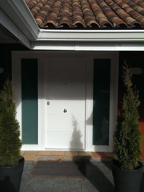 Grande porte d 39 entr e madrid photos et id es d co de portes d 39 entr e de maison ou d 39 appartement - Grande porte d entree ...