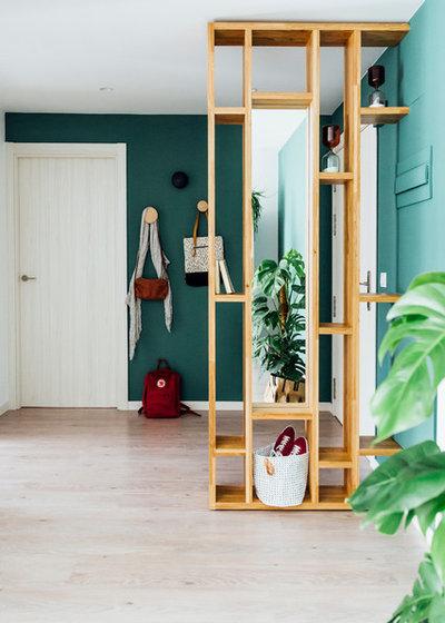 Scandinave Entrée by Quefalamaria · diseño y gestión de espacios