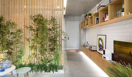 Más vale una imagen...: 8 ideas para animar el pasillo de casa