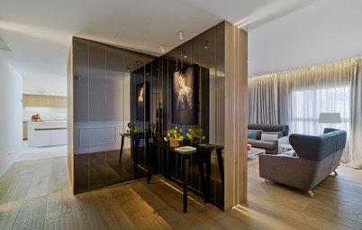 Casas Houzz: Dos pisos unidos en un rascacielos de Benidorm