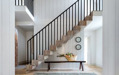 19 Creative Ideas for Staircase Balustrades