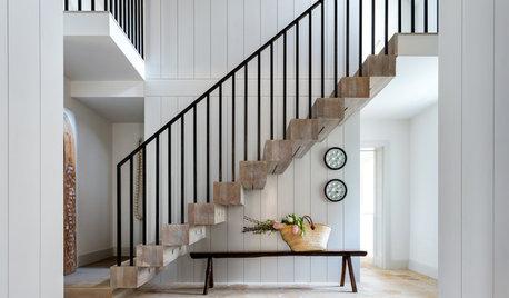 19 Creative Ideas for Staircase Balustrades