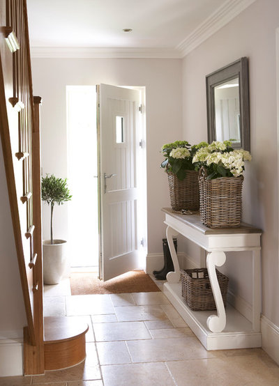 Traditional Hallway & Landing by Emma & Eve Inside Design Limited