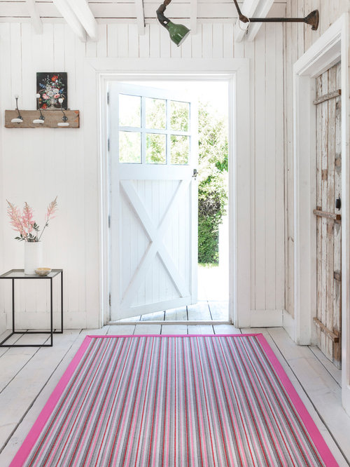 Alternative Flooring Hallways
