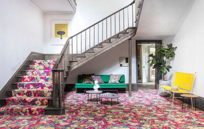 How to Use Carpet for Decorative Impact