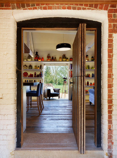 Eclectic Entrance by Hobsons Choice