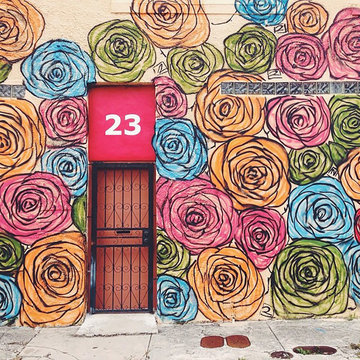 Beautiful, Inspirational, and just Quirky Front Door Designs