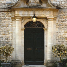 Traditional Entry by Quinlan & Francis Terry Architects