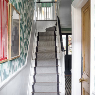 Bold London Victorian Terraced House