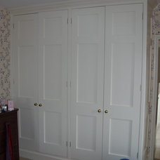 Traditional Entry by Britannia Joinery