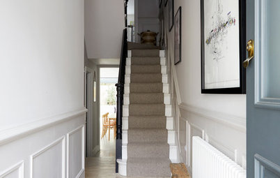 6 of the Best Before and After Hallway Transformations