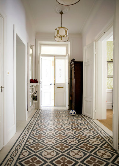Traditional Entrance by Mosaic del Sur