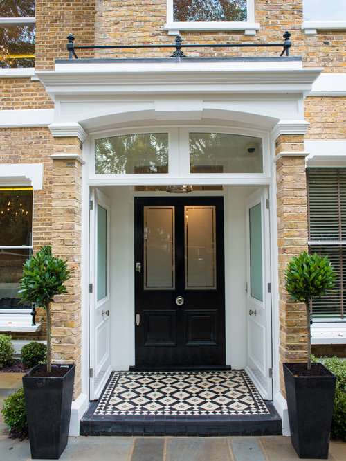 Front Entrance Tile Ideas, Pictures, Remodel and Decor