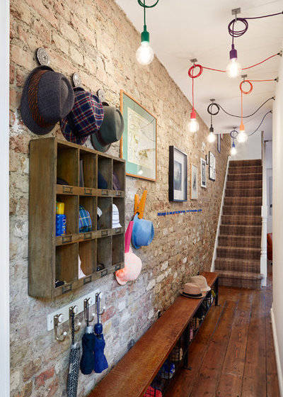 Eclectic Entry by Avocado Sweets Design Studio