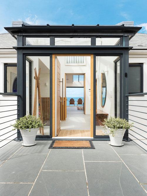 Contemporary Entrance Design Ideas, Renovations & Photos