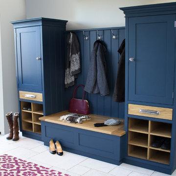 Culshaw modular Boot Room range