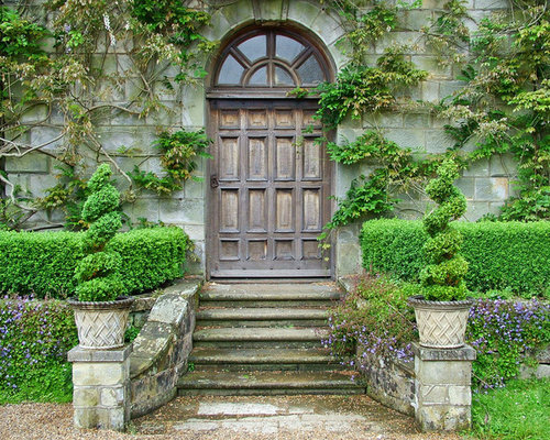 Brilliant Front Door Steps Ideas Pictures Remodel And Decor Largest Home Design Picture Inspirations Pitcheantrous