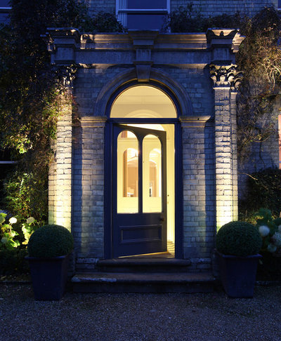 Traditional Entrance by John Cullen Lighting