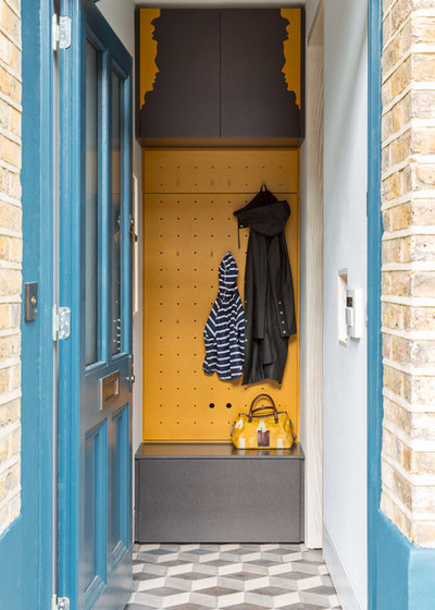 Contemporary Entry by Shape London