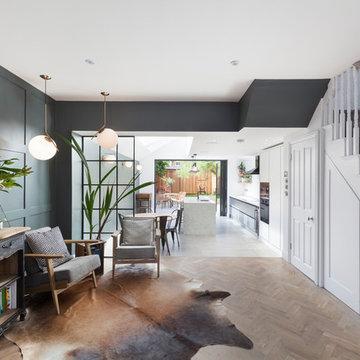 Extension, loft conversion & renovation - Russell Road