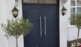 French Door Installation