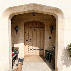 Traditional Entry by Robert Franklin Architecture