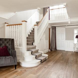 Hamptons style interior in Poole, Dorset