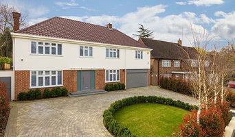 Harmsworth way modern extension and full refurbishment
