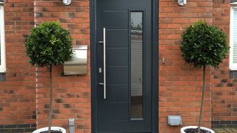 Hormann ThermoPro 025 in Anthracite Grey