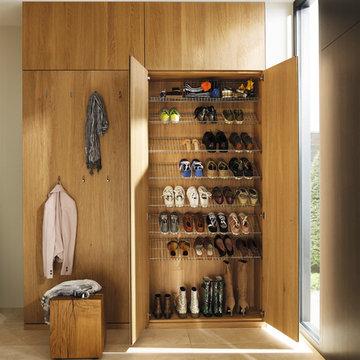 Luxury Hallways