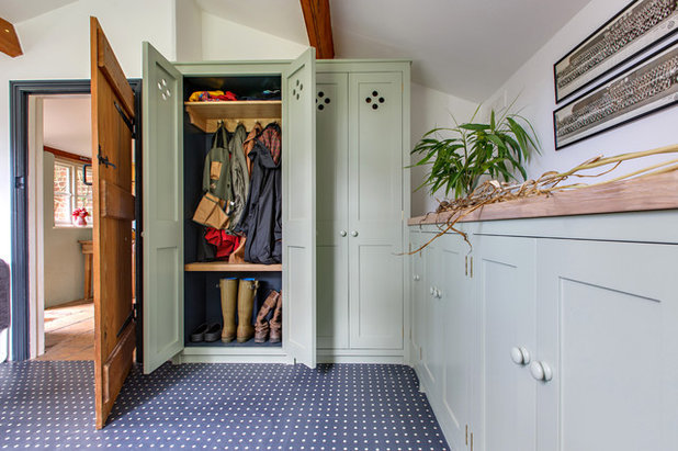 Country Entrance by Price Cabinet Makers Ltd
