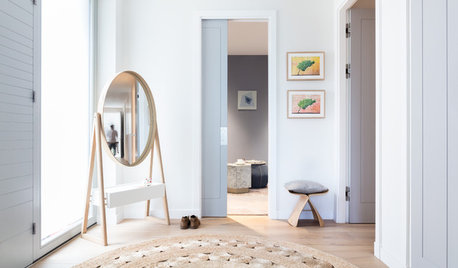 8 Clever Door Solutions for Awkward Spaces