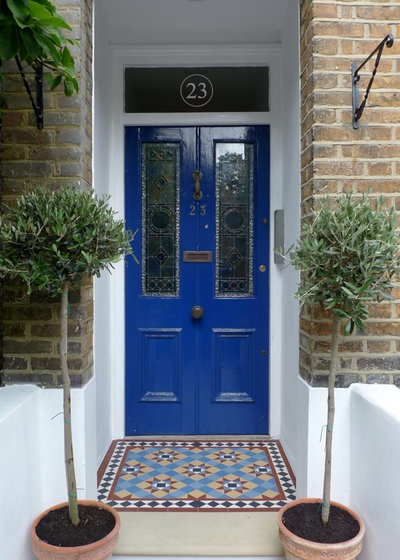 Victorian Entry by London Mosaic