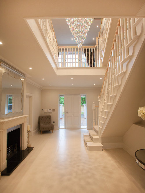Entrance Foyer And Circulation In House : Grand entrance ideas pictures remodel and decor