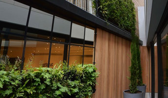 Notting Hill Living Wall