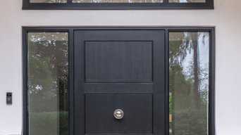 Pivot Front Door by ENVO SYSTEMS