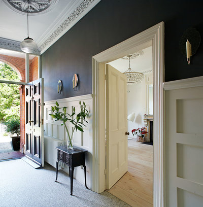 Traditional Entrance by Ambient Architecture