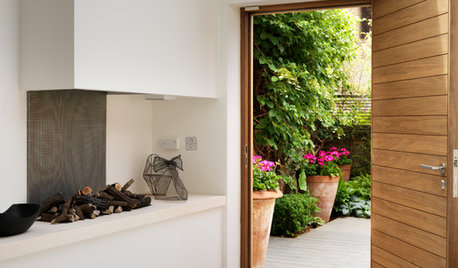 Boost Kerb Appeal by Going Green at Your Front Door