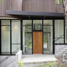 Contemporary Entry by Urban Front