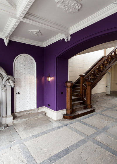 Traditional Entry by Malcolm Duffin Design