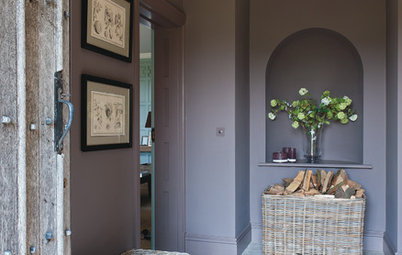 Houzz Tour: Country Comfort With a Touch of Chic