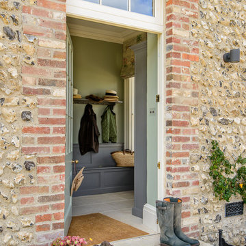 South Downs Boot Room by deVOL