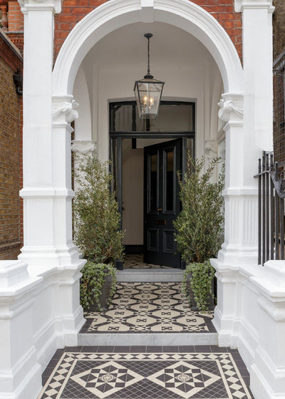 Traditional Entry by Kitesgrove Design